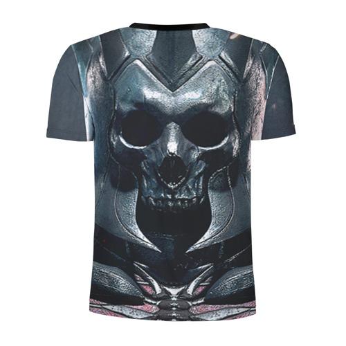 Мужская футболка 3D спортивная  Фото 02, Волк