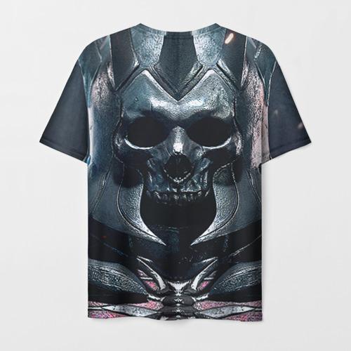 Мужская футболка 3D Волк Фото 01