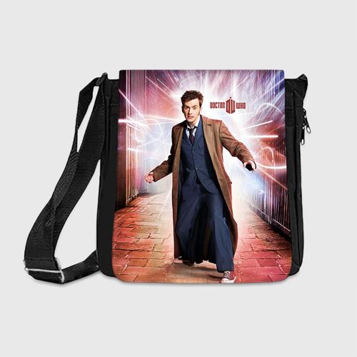 Сумка через плечо Доктор кто Фото 01
