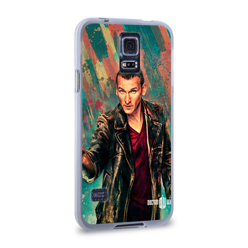 Чехол для Samsung Galaxy S5 силиконовый  Фото 02, Доктор кто