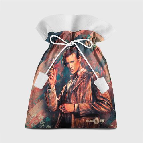 Подарочный 3D мешок Доктор кто