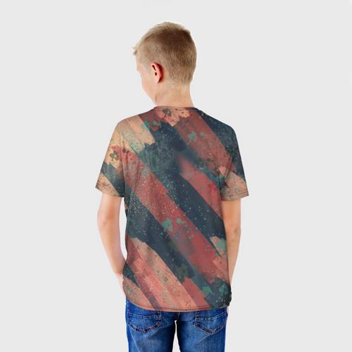 Детская футболка 3D  Фото 02, Доктор кто