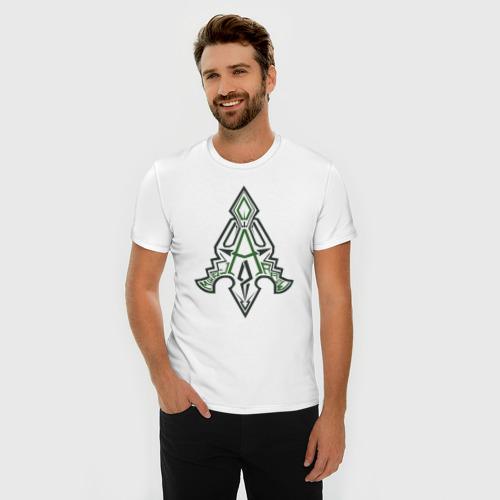 Мужская футболка премиум Al-Sahim The Arrow Фото 01