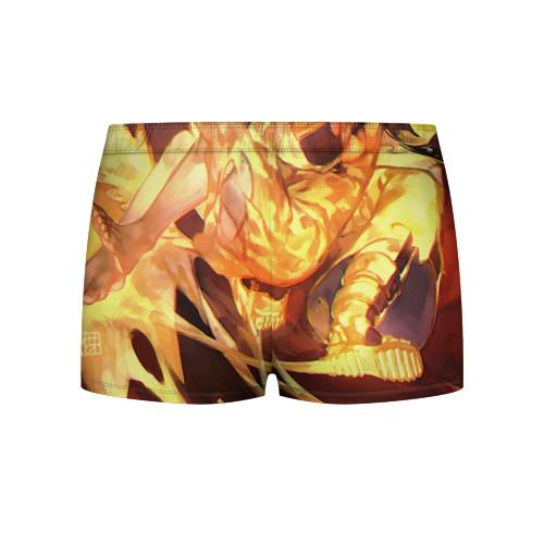 Мужские трусы 3D  Фото 02, Наруто и Хината