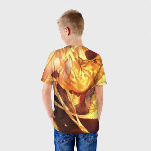 Детская футболка 3D  Фото 02, Наруто и Хината