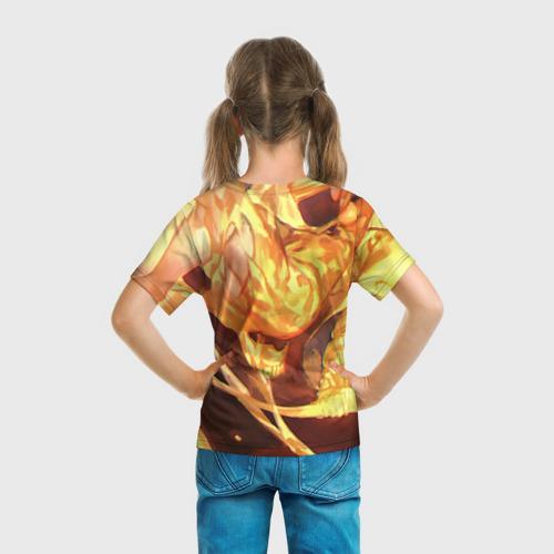 Детская футболка 3D  Фото 04, Наруто и Хината