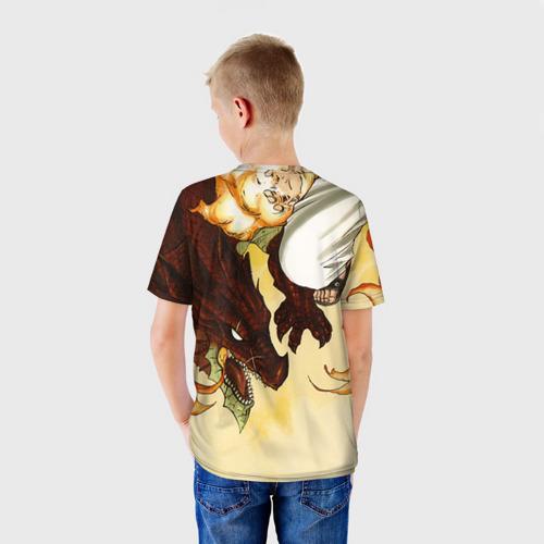 Детская футболка 3D  Фото 02, Фэйри Тэйл