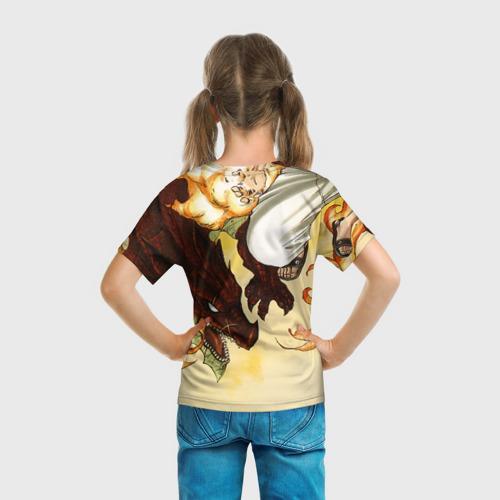 Детская футболка 3D  Фото 04, Фэйри Тэйл
