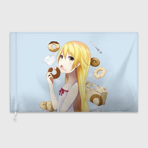 Флаг 3D  Фото 03, Шинобу