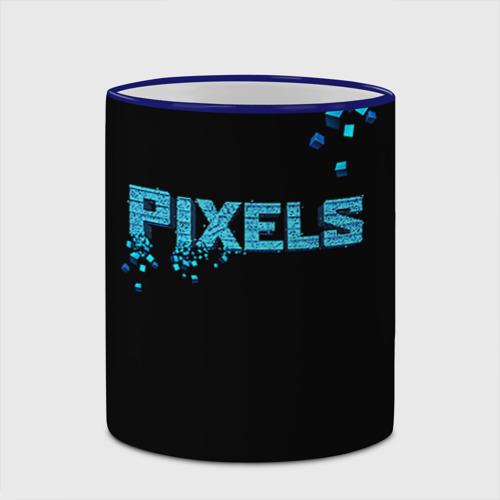 Кружка с полной запечаткой  Фото 03, Pixels