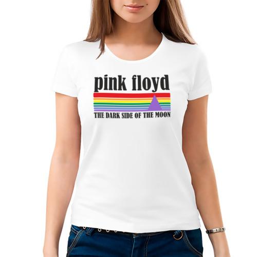 Женская футболка хлопок  Фото 03, pink floyd