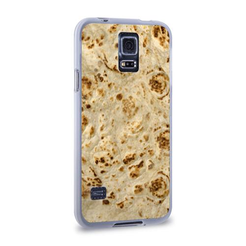 Чехол для Samsung Galaxy S5 силиконовый  Фото 02, Лаваш