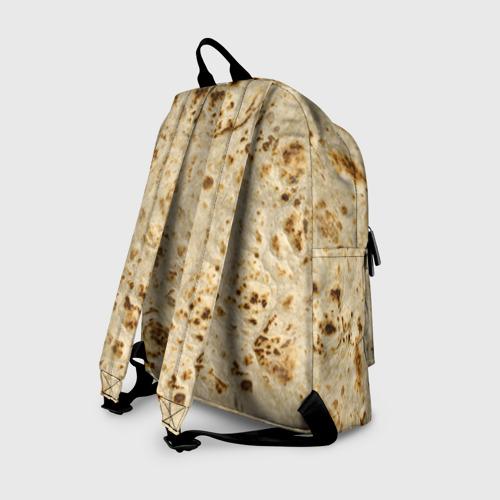 Рюкзак 3D Лаваш Фото 01