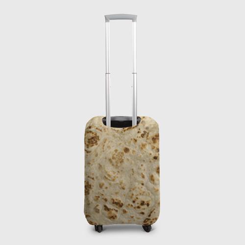 Чехол для чемодана 3D Лаваш Фото 01