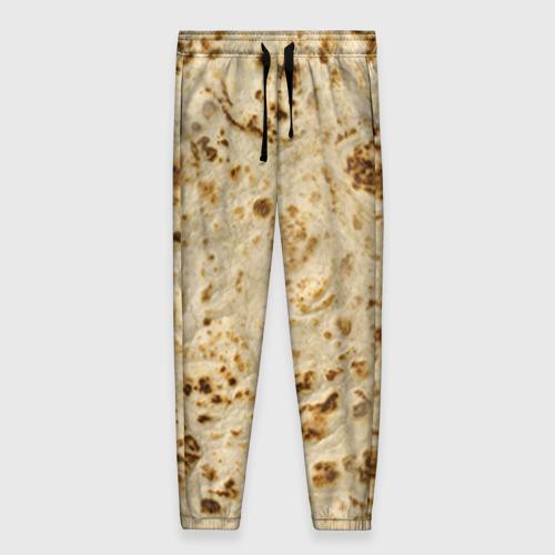 Женские брюки 3D Лаваш Фото 01