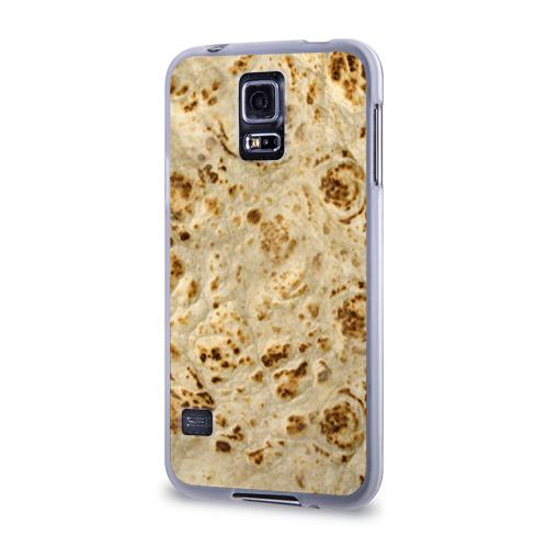 Чехол для Samsung Galaxy S5 силиконовый  Фото 03, Лаваш