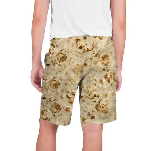 Мужские шорты 3D  Фото 02, Лаваш