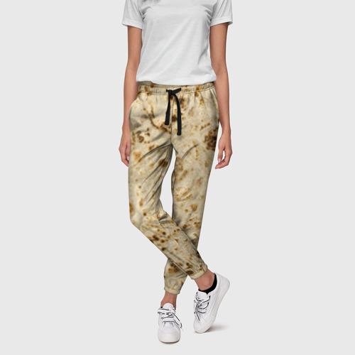 Женские брюки 3D Лаваш