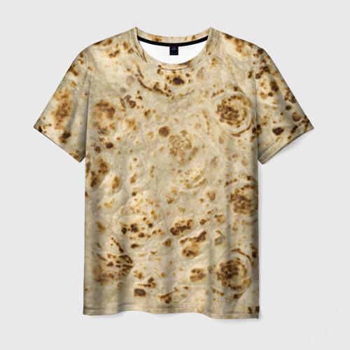Мужская футболка 3D  Фото 03, Лаваш