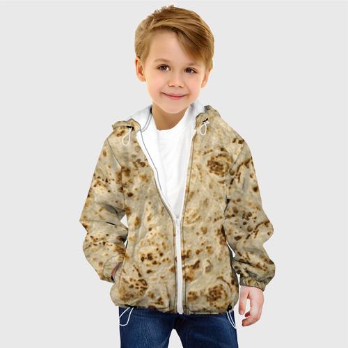 Детская куртка 3D Лаваш Фото 01