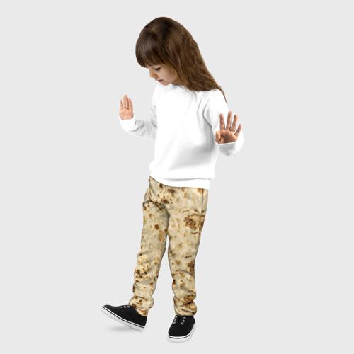 Детские брюки 3D Лаваш Фото 01