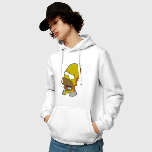 Мужская толстовка хлопок  Фото 03, Simpsons