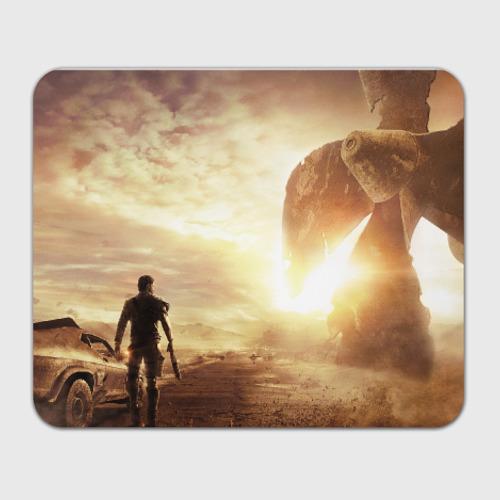 Коврик прямоугольный  Фото 01, Mad Max game