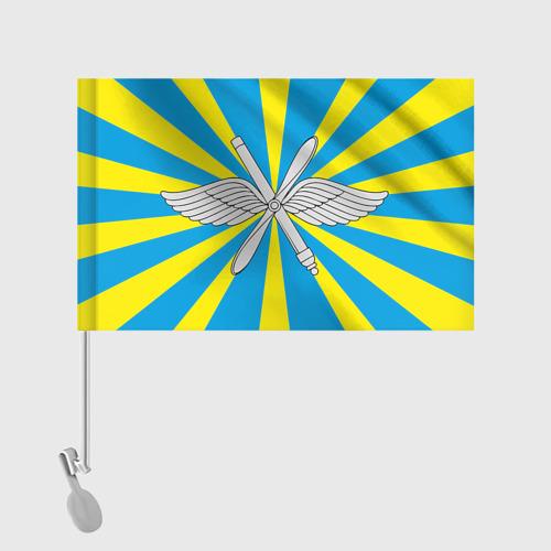 Флаг для автомобиля Флаг ВВС Фото 01
