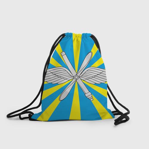 Рюкзак-мешок 3D  Фото 01, Флаг ВВС