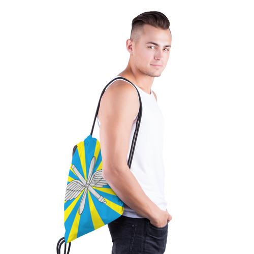 Рюкзак-мешок 3D  Фото 03, Флаг ВВС