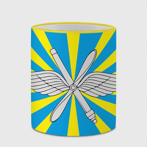Кружка с полной запечаткой  Фото 03, Флаг ВВС