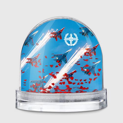 Водяной шар  Фото 01, Самолеты