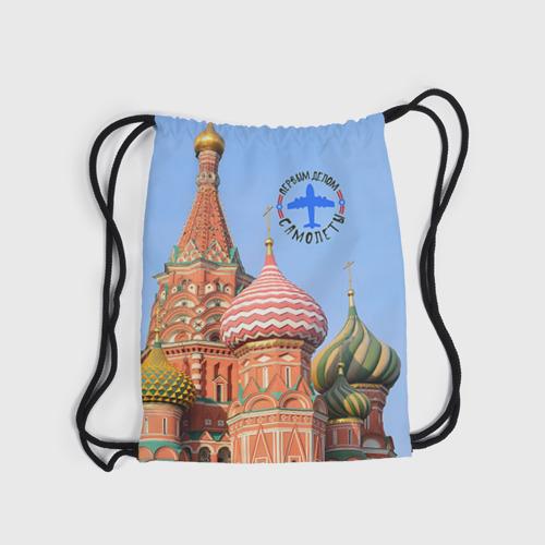 Рюкзак-мешок 3D  Фото 04, Русская авиация