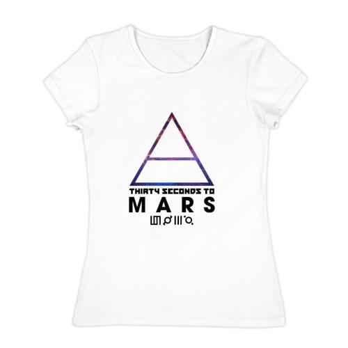 Seconds To Mars Футболки