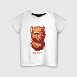 Коты - Воители. Белка