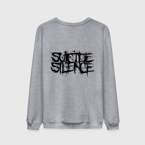 Мужской свитшот хлопок  Фото 02, Suicide Silence