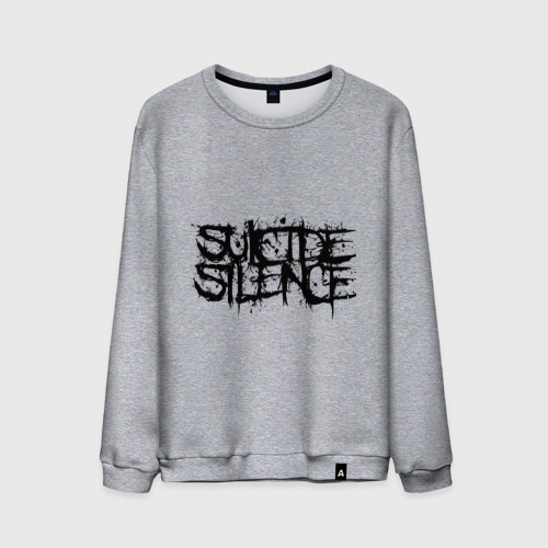 Мужской свитшот хлопок  Фото 01, Suicide Silence