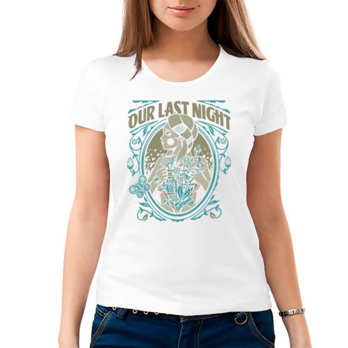 Женская футболка хлопок  Фото 03, Our Last Night