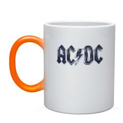 AC DC Chrome