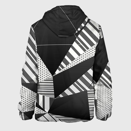 Мужская куртка 3D Геометрия