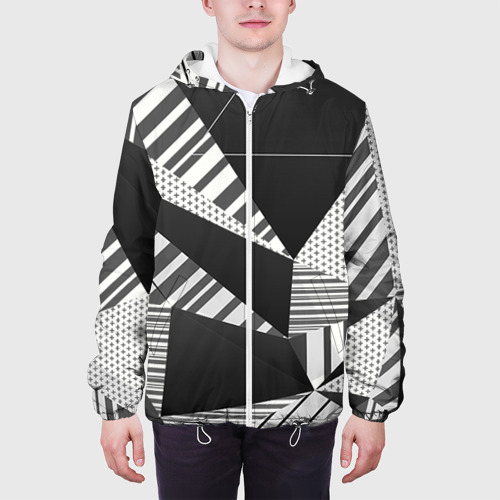 Мужская куртка 3D  Фото 04, Геометрия
