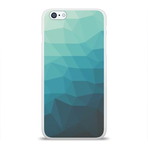 Чехол для iPhone 6Plus/6S Plus глянцевый Геометрия Фото 01