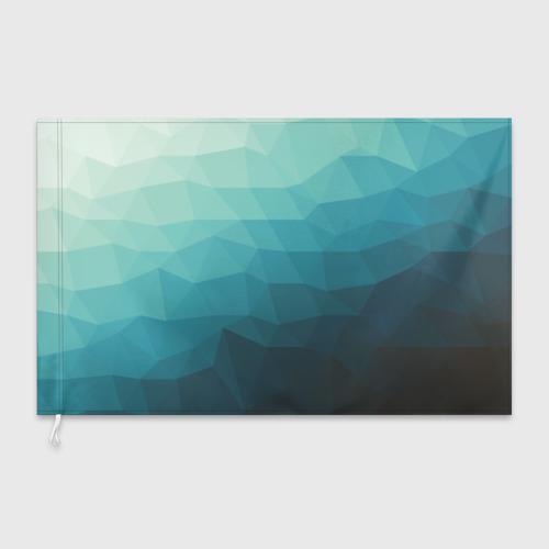 Флаг 3D Геометрия Фото 01