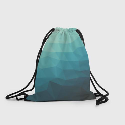 Рюкзак-мешок 3D Геометрия