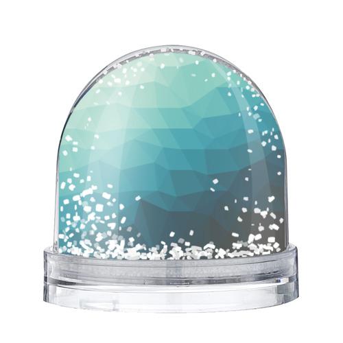 Водяной шар со снегом Геометрия