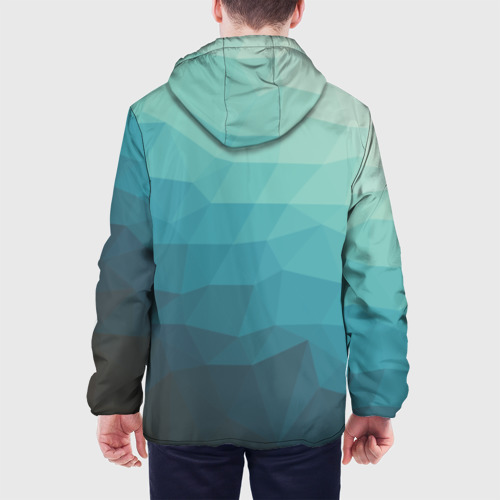 Мужская куртка 3D  Фото 05, Геометрия