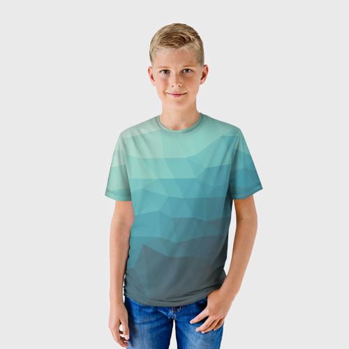 Детская футболка 3D Геометрия
