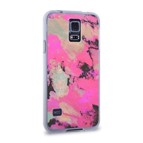 Чехол для Samsung Galaxy S5 силиконовый  Фото 02, Краска