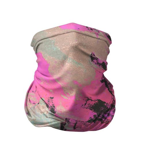 Бандана-труба 3D Краска