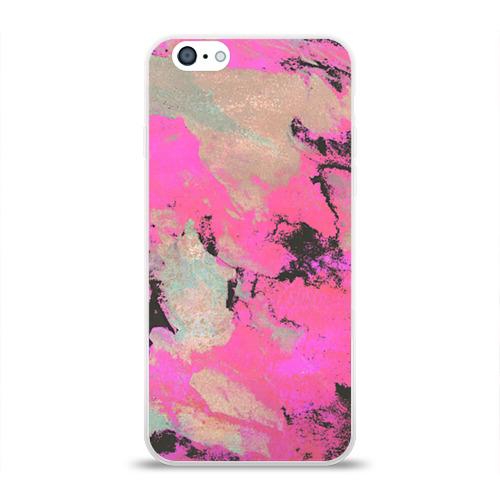 Чехол для Apple iPhone 6 силиконовый глянцевый  Фото 01, Краска